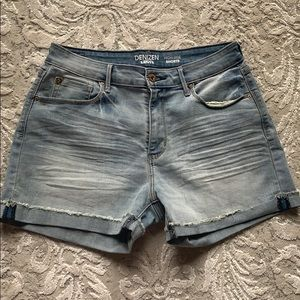 Levi's High-Rise Shorts